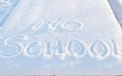 Sede di SOLOFRA chiusa per neve SABATO 23 FEBBRAIO